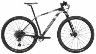 Bicicleta Cannondale FS-I Carbon 4 2020 Preta