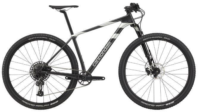 Bicicleta Cannondale FS-I Carbon 4 2020 Preta  - Alex Ribeiro Bikes