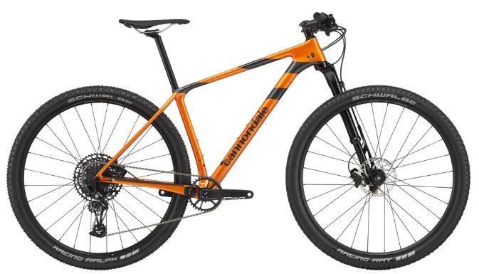 Bicicleta Cannondale FS-I Carbon 4 2020 Laranja - Alex Ribeiro Bikes
