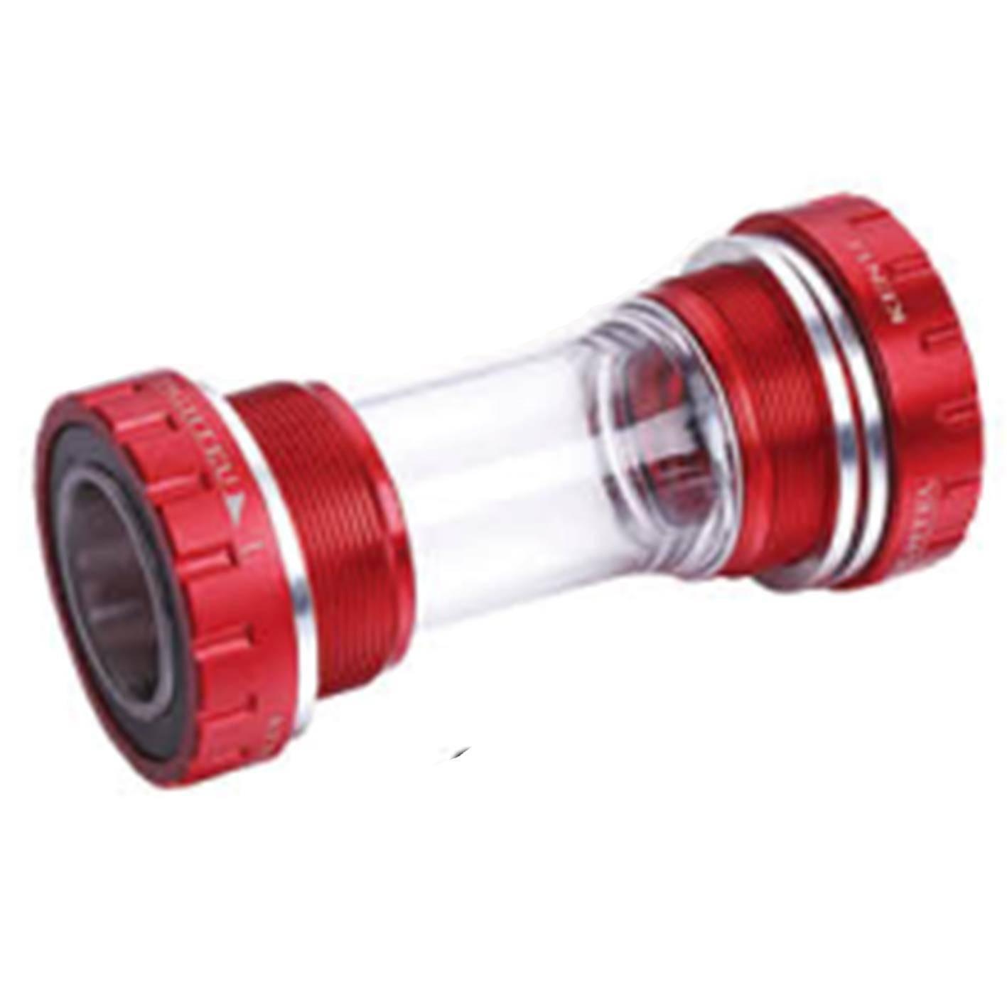 Movimento Central Kenli 24mm Alumínio Vermelho - Alex Ribeiro Bikes