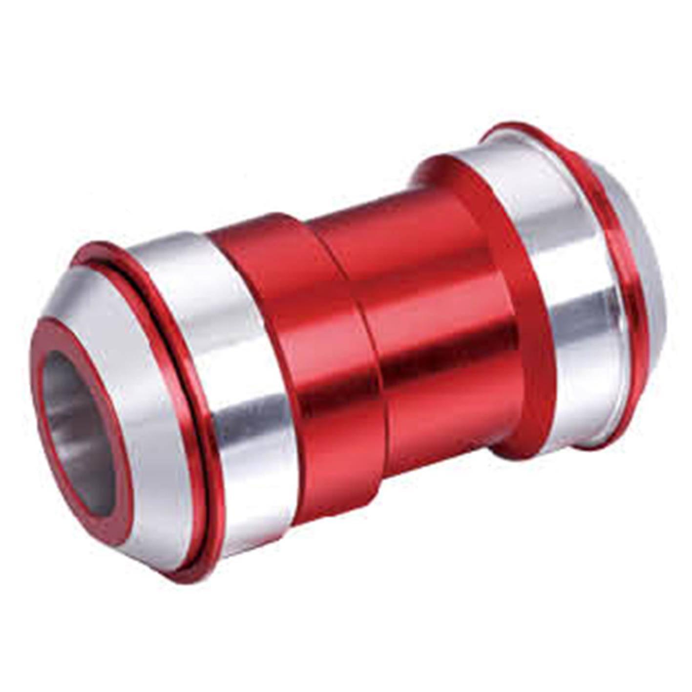 Movimento Central Kenli 30mm Alumínio Vermelho - Alex Ribeiro Bikes