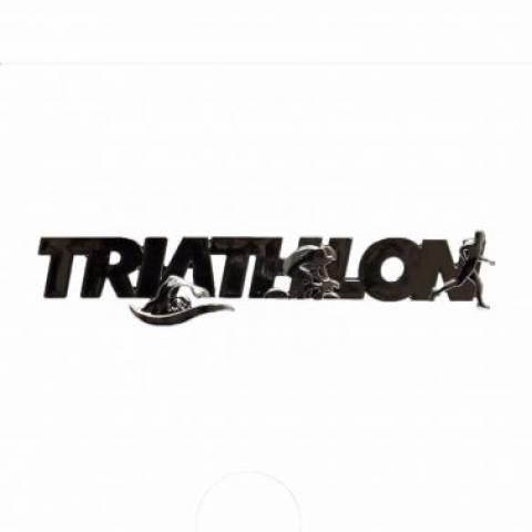 Emblema Ictus Triathlon - Alex Ribeiro Bikes