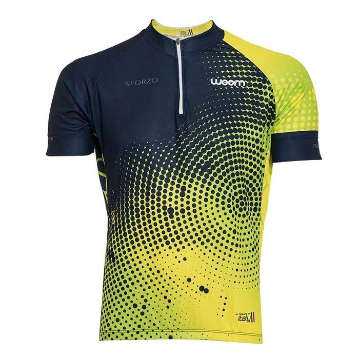 Camisa Woom Sforzo - Alex Ribeiro Bikes