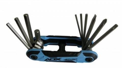 Canivete ADX 10 Funções - Alex Ribeiro Bikes