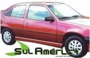 JOGO DE SPOILER LATERAL GM KADETT 89/97 S/ ENTRADA AR