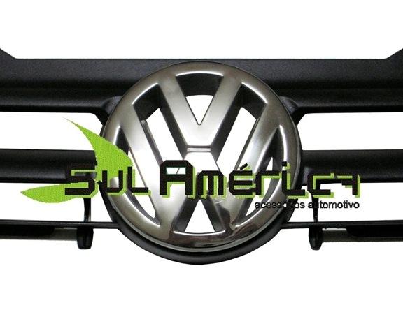 EMBLEMA DE GRADE VW GOL PARATI SAVEIRO G2 95 96 97 98 99 - Sul Acessorios