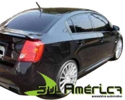 SPOILER LATERAL NISSAN SENTRA 08 09 10 11 12 13 4P SPORT