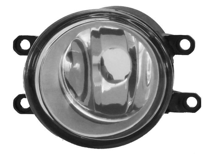 FAROL AUXILIAR MILHA TIIDA 07 08 09 10 11 12 13 LD LAMPADA - Sul Acessorios