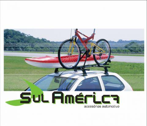 RACK DE TETO RENAULT SCENIC 1999/2011 AÇO PRETO - Sul Acessorios