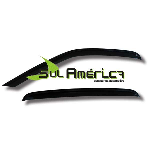 CALHA DE CHUVA NOVO VECTRA SEDAN GT GTX 06 07 08 09 10 11 12 - Sul Acessorios