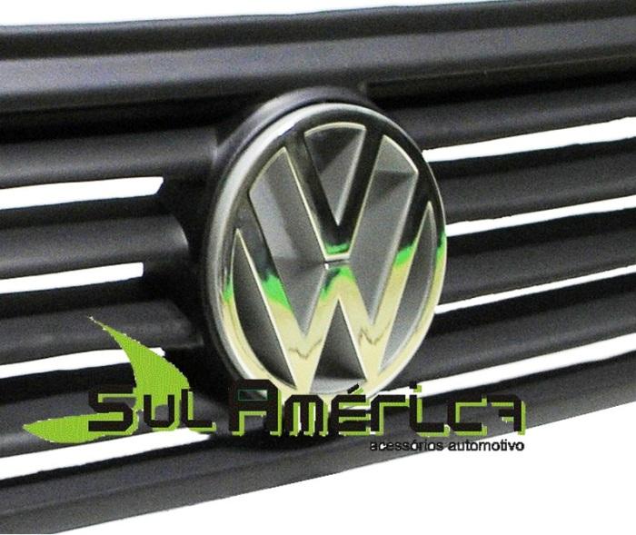 EMBLEMA DE GRADE VW GOL PARATI SAVEIRO VOYAGE 91/94 MOD. ORI - Sul Acessorios