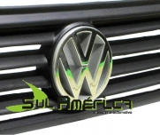 EMBLEMA DE GRADE VW GOLF 94 95 96 97 98 MOD. ORIGINAL