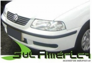 PARACHOQUE DIANTEIRO VW GOL PARATI SAVEIRO G3 FASE 1 99/02 PRETO