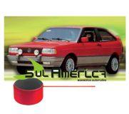 FRISO PARACHOQUE GOL GT GTS 87 88 89 90 91 92 93 94 VERMELHO