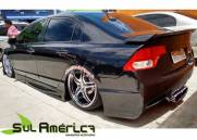 SPOILER LATERAL HONDA NEW CIVIC 2006 2007 2008 2009 2010 2011 2012 SPORT