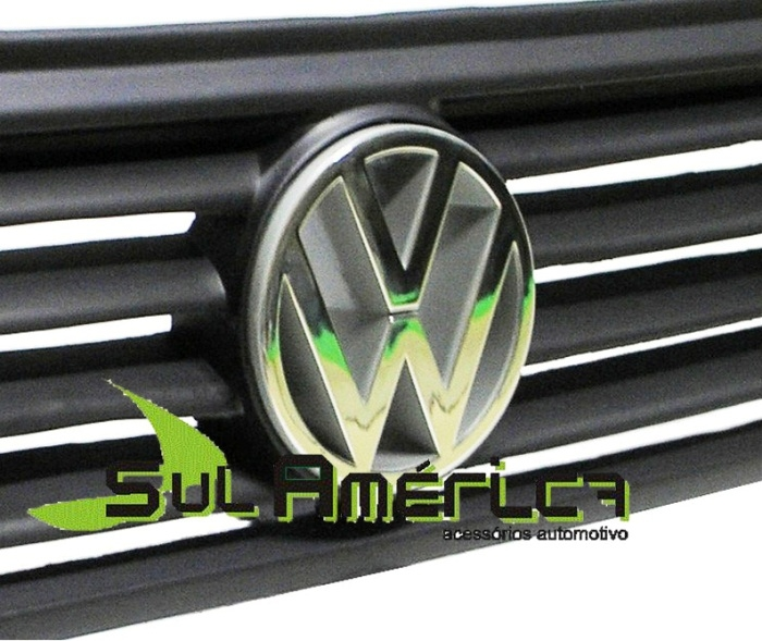 EMBLEMA DE GRADE VW GOL PARATI SAVEIRO VOYAGE 87 88 89 90 MO - Sul Acessorios