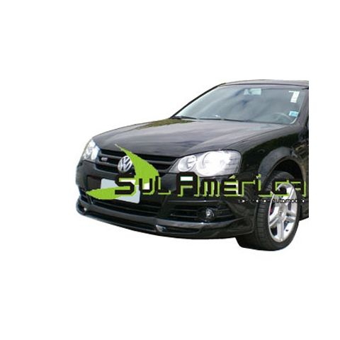 KIT SPOILER DIANTEIRO + TRASEIRO VW GOLF G4 07 08 09 10 11 1