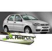 FRISO LATERAL FIAT PALIO SIENA G3 2004 A 2015 4P CROMADO