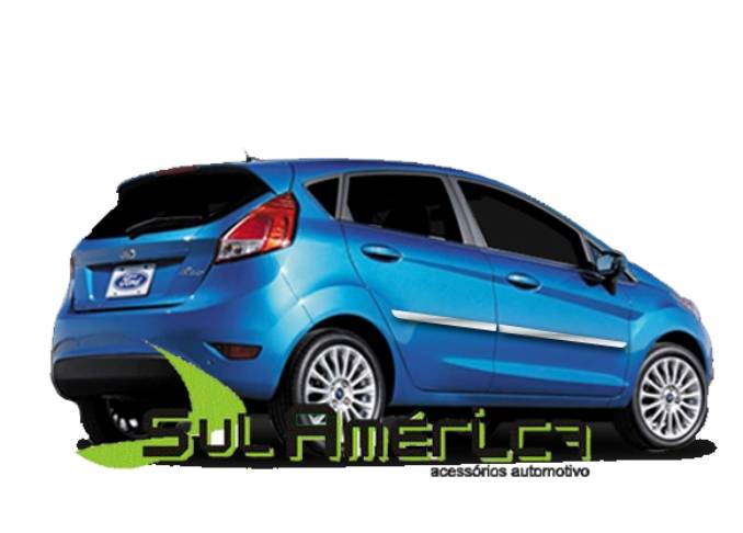 FRISO LATERAL NEW FIESTA HATCH 2012 2013 2014 2015 2016 4P C