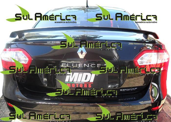 AEROFOLIO FLUENCE GT 2.0 2012 2013 2014 2015 2016 2017 SPORT - Sul Acessorios