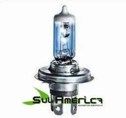 JOGO LAMPADA H4 12V 55W SUPER BRANCA - COOL BLUE INTENCE - 4