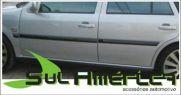 FRISO LATERAL GOL PARATI G3 2003 2004 2005 4P PRETO LARGO MODELO ORIGINAL