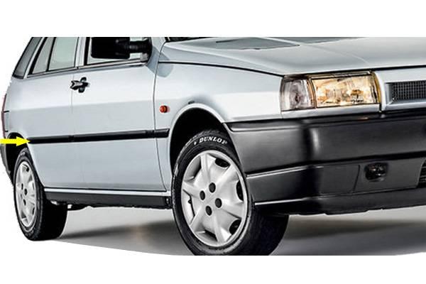 FRISO LATERAL FIAT TIPO 93 A 97 2P PRETO ORIGINAL - Sul Acessorios