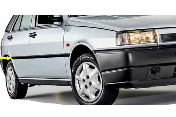 FRISO LATERAL FIAT TIPO 93 A 97 4P PRETO ORIGINAL - Sul Acessorios