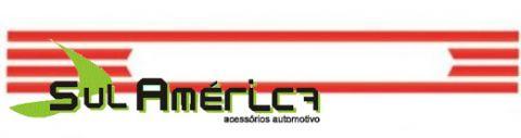 FRISO LATERAL FORD ESCORT XR3 87 88 89 90 (VERMELHO) - Sul Acessorios