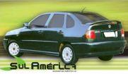 JOGO DE SPOILER LATERAL VW POLO CLASSIC 97/2001 MODELO ORIGI