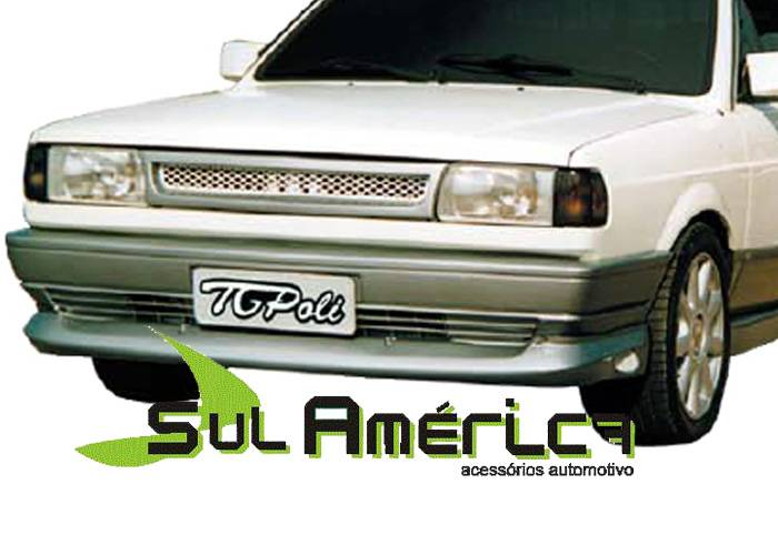 SPOILER DIANTEIRO VW GOL PARATI SAVEIRO VOYAGE G1 87/94 AIR