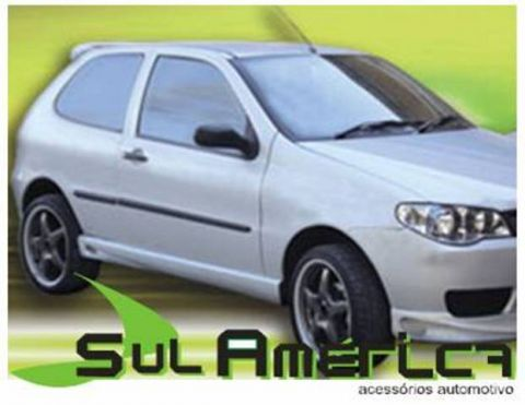 SPOILER LATERAL FIAT PALIO SIENA G3 04 05 06 07 08 09 10 11