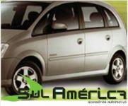 SPOILER LATERAL GM MERIVA 2002 A 2012 MODELO SS