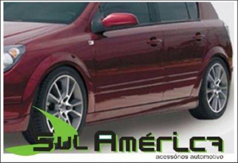 JOGO DE SPOILER LATERAL GM VECTRA GT 06/12 - Sul Acessorios
