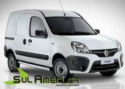 SPOILER LATERAL RENAULT KANGOO 99/15 OFF ROAD