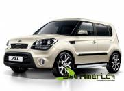 SPOILER LATERAL KIA SOUL 09 10 11 12 13 14 15 16 OFF ROAD