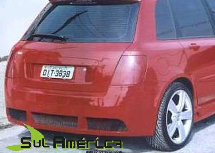 PARACHOQUE TRASEIRO FIAT STILO 03/11 SPORT - Sul Acessorios