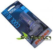 JOGO DE LAMPADA HB4 12V 55W NORMAL + 30% FAROL AUXILIAR 3.200K