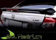 AEROFOLIO HONDA NOVO NEW CIVIC LXS LXR 2013 2014 2015 2016 30 LÉD´S