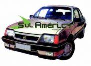SPOILER DIANTEIRO MONZA 82 83 84 85 86 87 88 89 90 BIPARTIDO C/ RASGO AUXILIAR