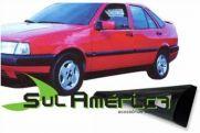 SPOILER LATERAL FIAT TIPO TEMPRA 92 93 94 95 96 97 98 99 C/ ENTRADA AR PRETO ACETINADO