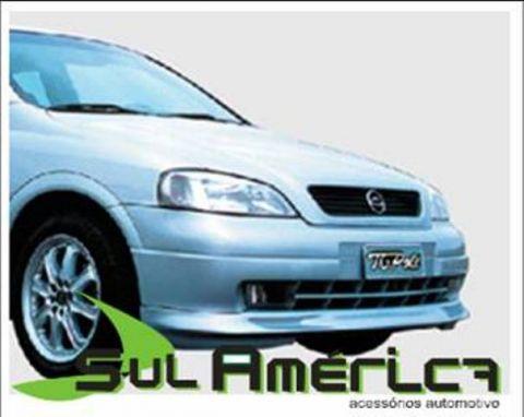 SPOILER DIANTEIRO GM ASTRA 99 2000 2001 2002 Tgpoli - Sul Acessorios