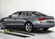 FRISO LATERAL CROMADO AUDI A5 2011 2012 2013 2014 4P