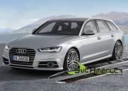FRISO LATERAL CROMADO AUDI A6 AVANT 4P