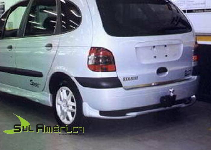 SPOILER TRASEIRO RENAULT SCENIC 2001 2002 2003 2004 2005 200 - Sul Acessorios