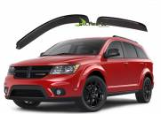 CALHA DE CHUVA DODGE JOURNEY 2010/2018 4P FUME