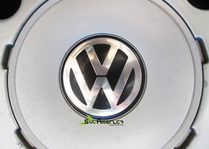 EMBLEMA CALOTA RODA VW 69mm Jetta Passat Alemao Logus Santan d765c038e43b9