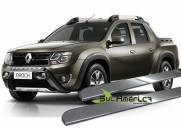 FRISO LATERAL RENAULT DUSTER OROCH 2015 2016 4P CROMADO (4PÇ´S)