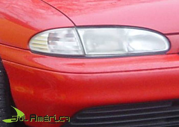 FAROL MONDEO 93 94 95 96 LENTE CRISTAL VIDRO (ELETRICO) LD