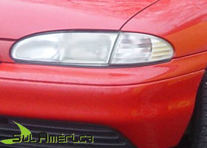 FAROL MONDEO 93 94 95 96 LENTE CRISTAL VIDRO (ELETRICO) LE